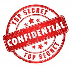 Oh, Did I Forget to Tell You That Was Confidential? Better Overkill Than Underkill