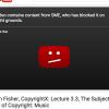 CopyrightX Meets Sony, DMCA
